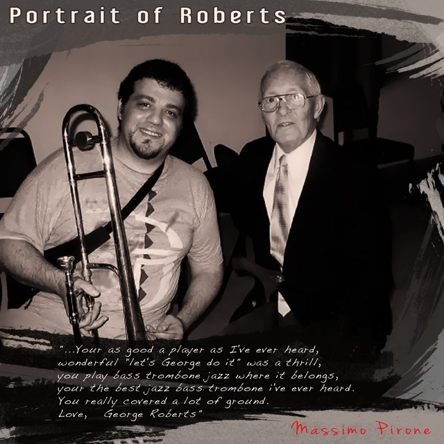 Portrait of Roberts