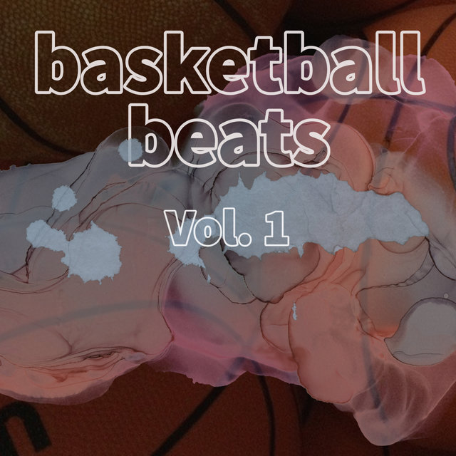 Cover art for album Basketball Beats (Vol. 1) by Rocky Marsiano