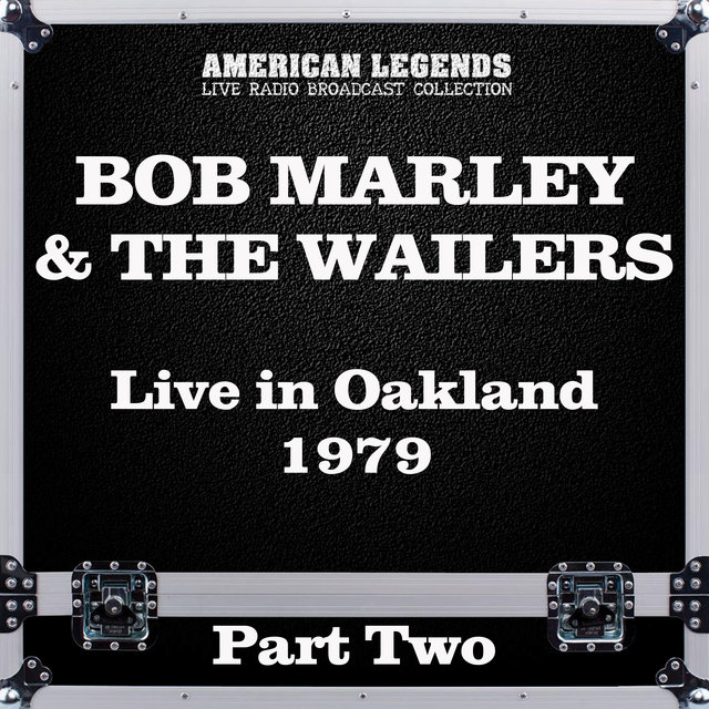 Live in Oakland 1979 Part Two
