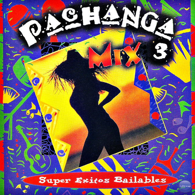 Pachanga Mix 3: Super Exitos Bailables