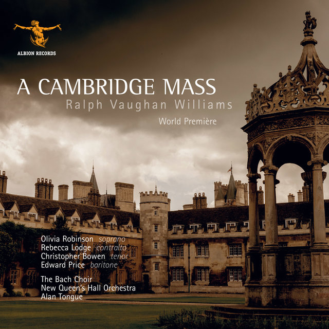 Vaughan Williams: A Cambridge Mass (Live)