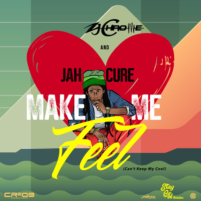 Make Me Feel (Can't Keep My Cool) - Single