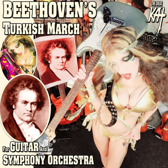 Beethoven's Turkish March For Guitar And Symphony Orchestra