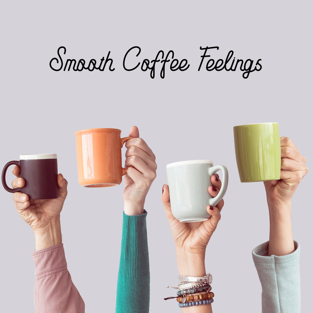 Smooth Coffee Feelings – Relaxing Jazz Music for Long Winter Afternoon