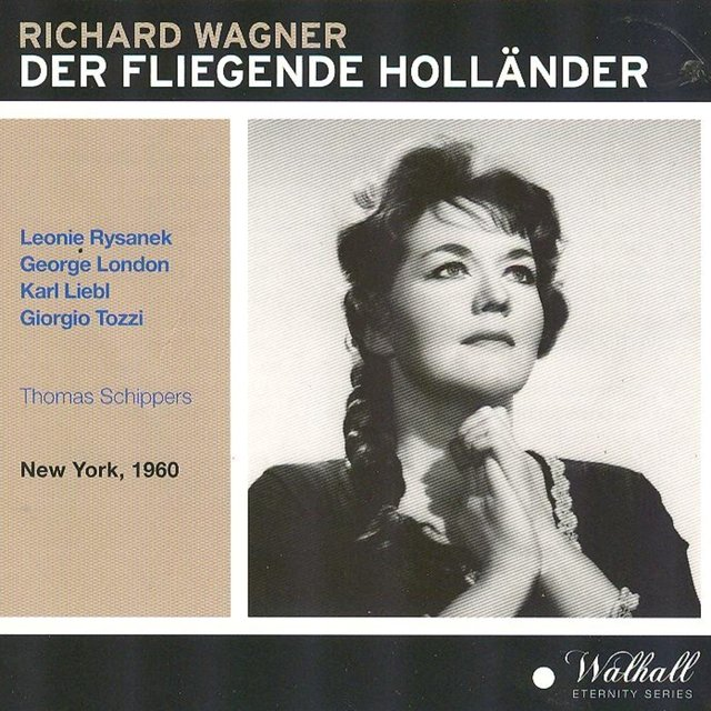 Richard Wagner : Der Fliegende Holländer (New York 1960)