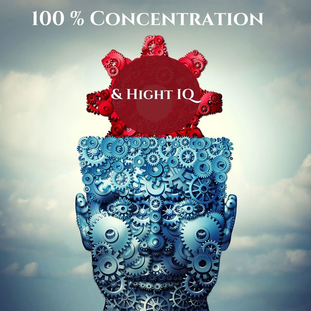 100 % Concentration & Hight IQ: Study Music, Super Intelligence, Alpha Waves