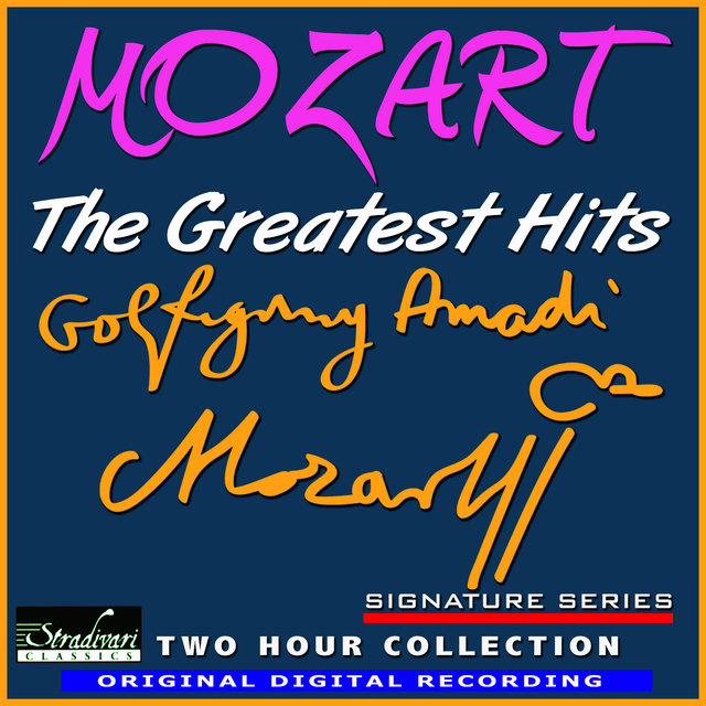 Mozart - The Greatest Hits