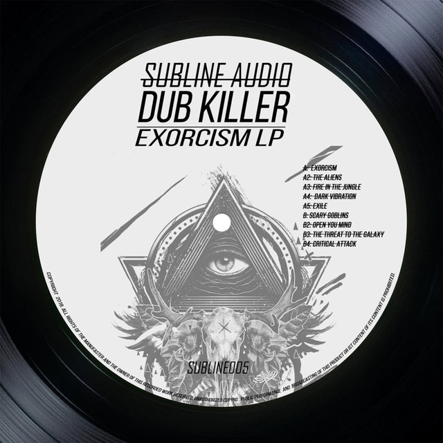Exorcism LP