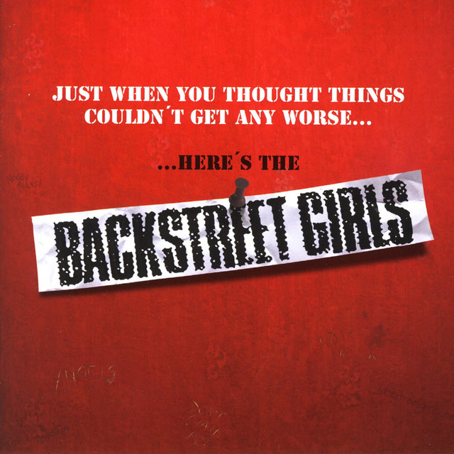 Just When You Thought Things Couldn't Get Any Worse...Here's the Backstreet Girls