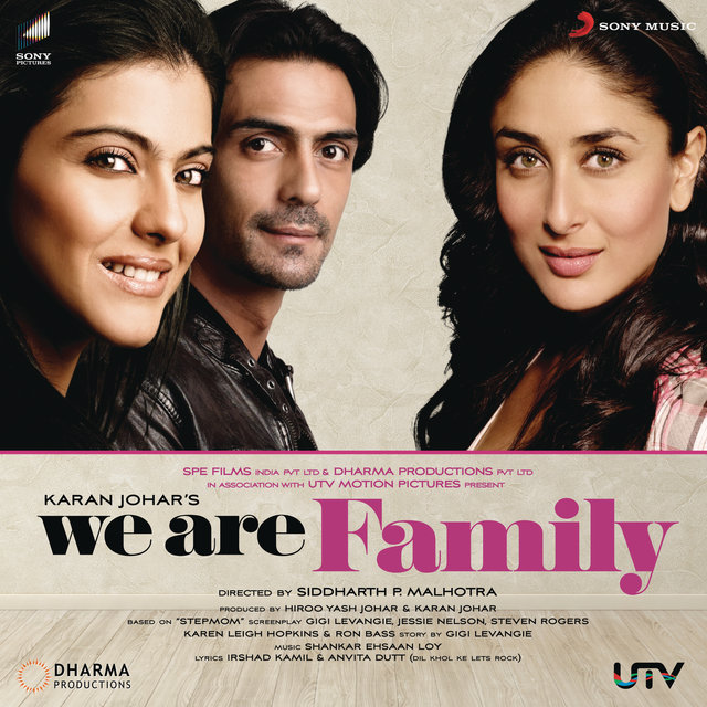 We Are Family (Original Motion Picture Soundtrack)