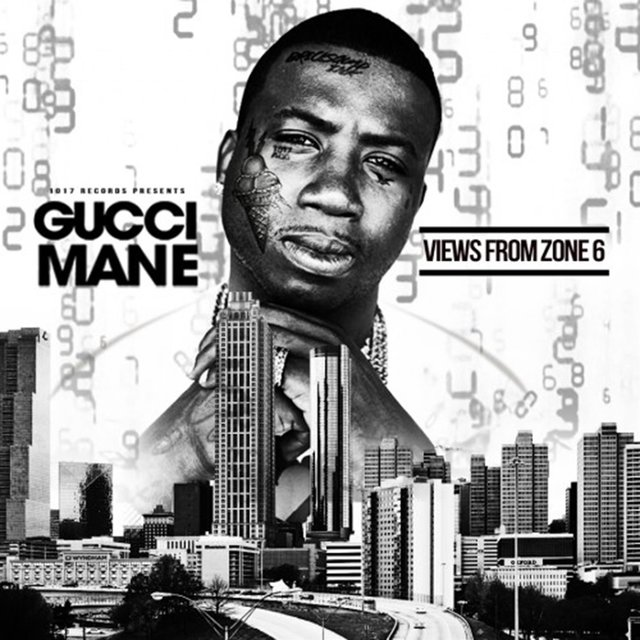 Cover art for album Views From Zone 6 by Gucci Mane