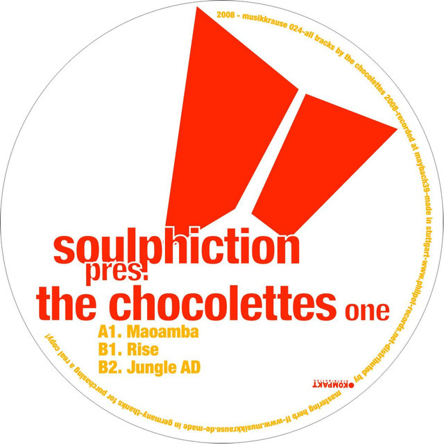 Soulphiction Presents the Chocolette, Pt. 1