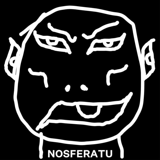 Cover art for album Nosferatu by Vaal