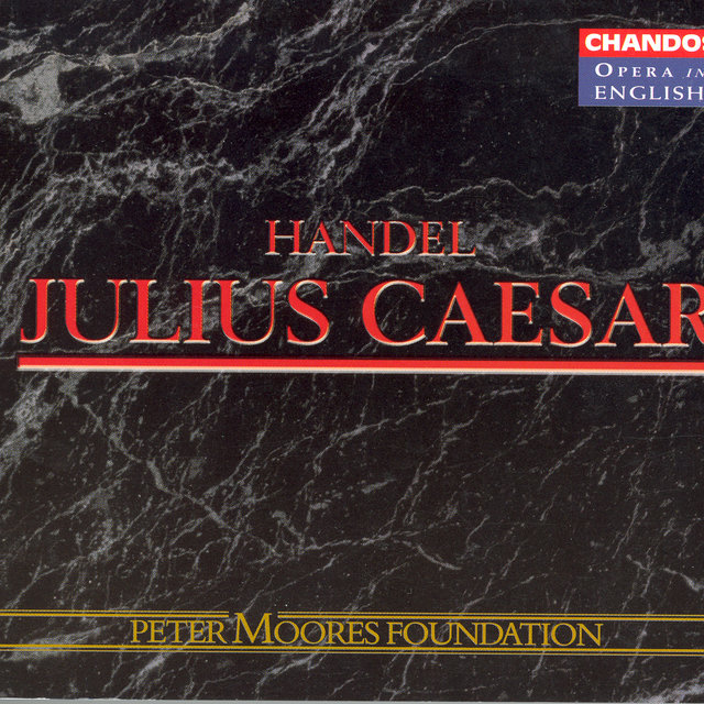 Handel: Giulio Cesare in Egitto (Julius Caesar) (Sung in English)
