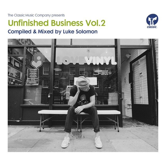 Unfinished Business Volume 2 Mixtape