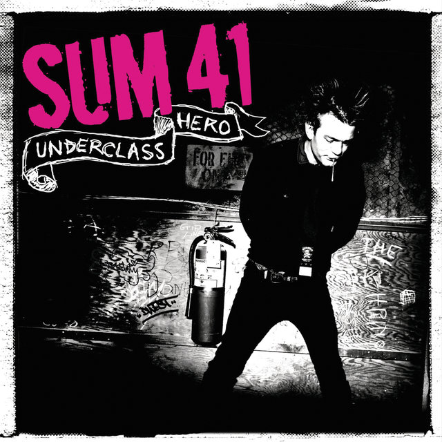 Underclass Hero (UK CD)