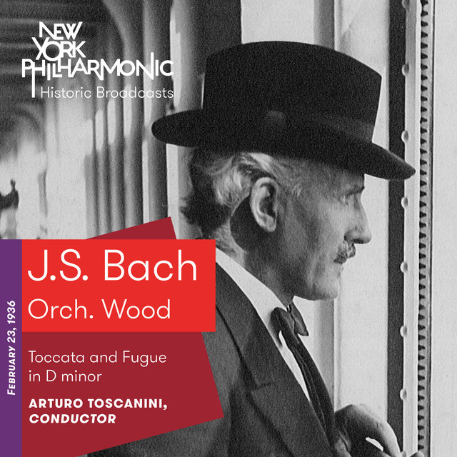 J.S. Bach: Toccata and Fugue in D Minor (Recorded 1936)