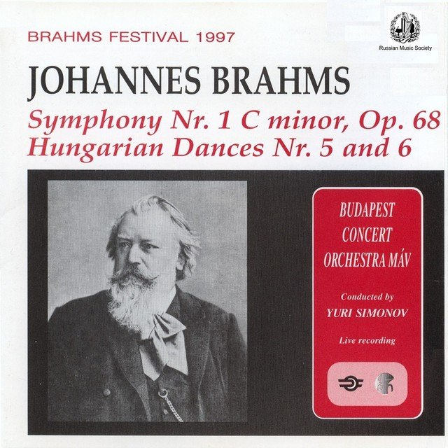 Symphony No.1 and Hungarian Dances 5 & 6