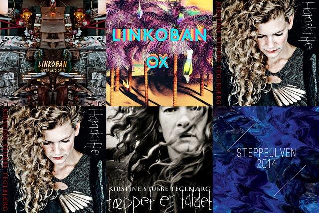 Cover art for album Dramatiske damer by User