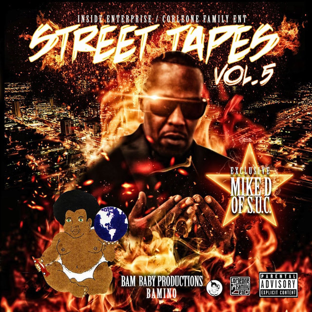 Street Tapes, Vol. 5