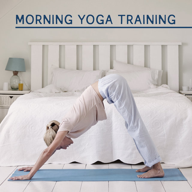 Morning Yoga Training – Stress Relief, Healing Yoga Poses, Silence, Mindfulness Meditation, Zen