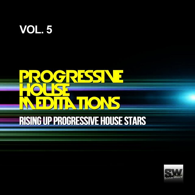 Progressive House Meditations, Vol. 5 (Rising Up Progressive House Stars)