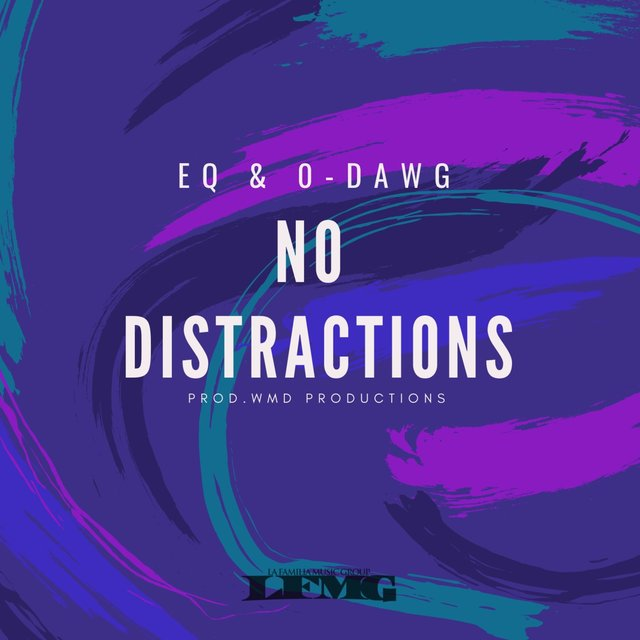 No Distractions (feat. O-Dawg)