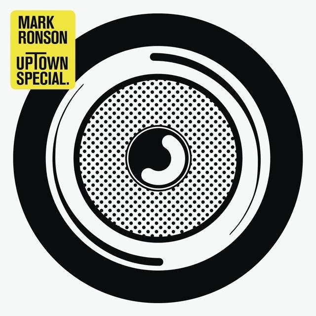 Cover art for album  by Mark Ronson, Bruno Mars