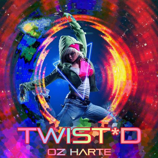 Cover art for album Twist*d by Oz Harte