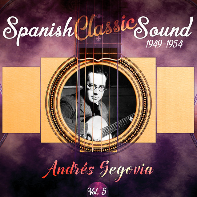 Spanish Classic Sound, Vol. 5 (1949  - 1954)