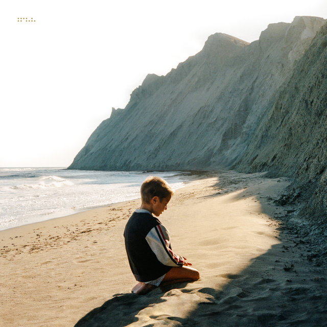 Cover art for album Simulcast by Tycho