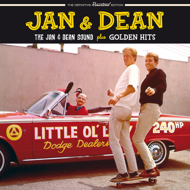 The Jan & Dean Sound + Golden Hits (Bonus Track Version)