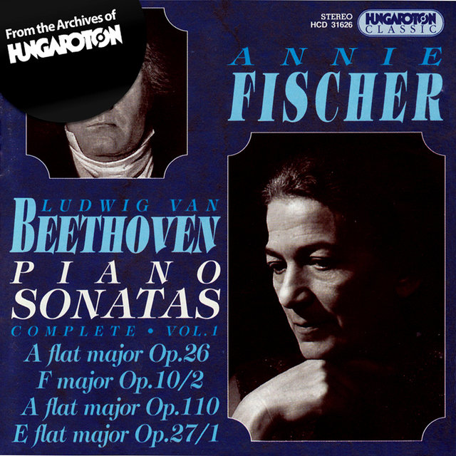 Beethoven: Complete Piano Sonatas, Vol. 1: Nos. 6, 12, 13, and 31