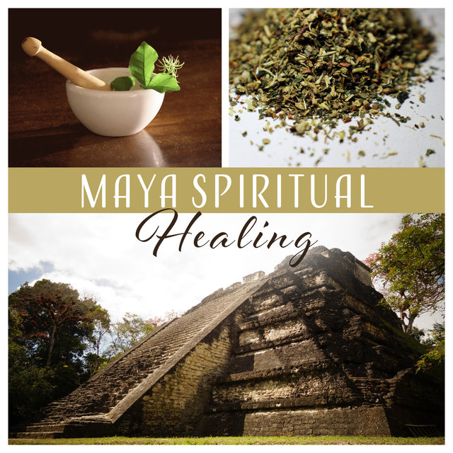 Maya Spiritual Healing - Background for Spiritual Bath, Ancient Ritual, Cleanse from Negative Influences