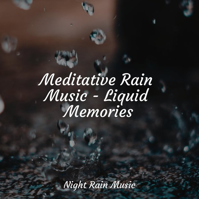 Meditative Rain Music - Liquid Memories