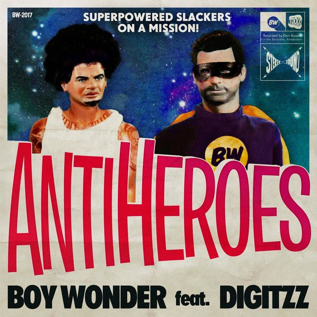 Anti-Heroes (feat. Digitzz)