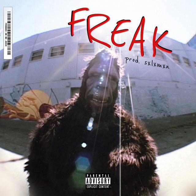 Cover art for album FREAK by Bocha