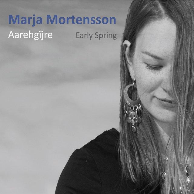 Cover art for album Aarehgïjre - Early Spring by Marja Mortensson