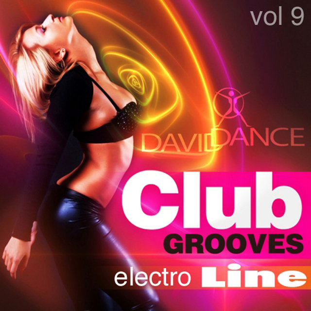 CLUB GROOVES - ELECTRO LINE Vol 9