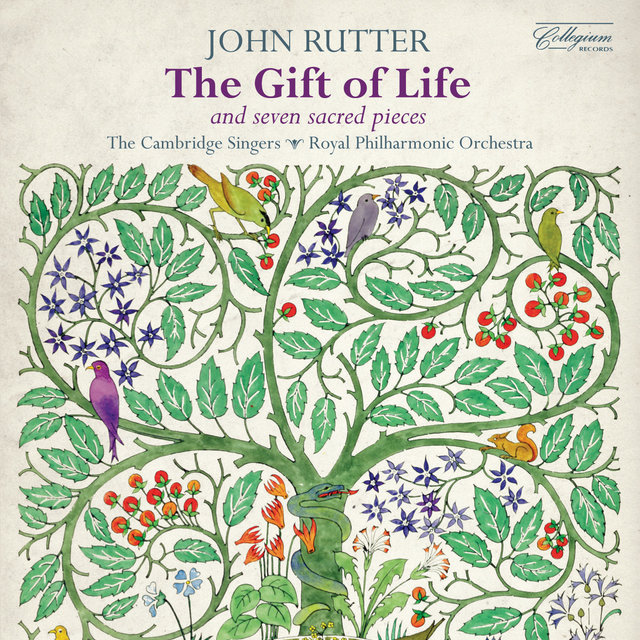 Rutter: The Gift of Life & Seven Sacred Pieces