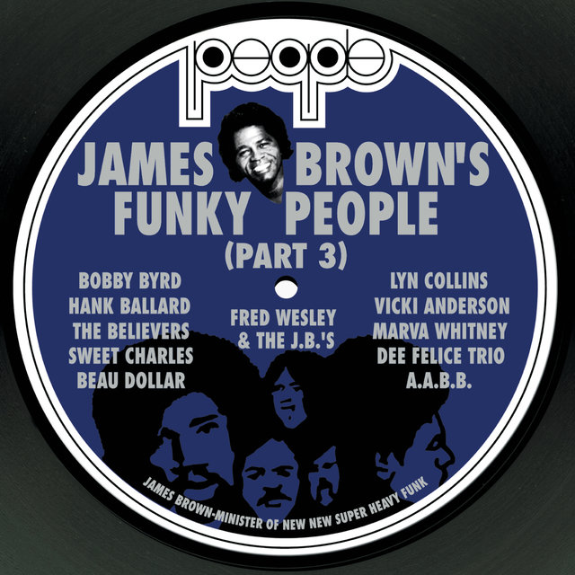 James Brown's Funky People, Part 3