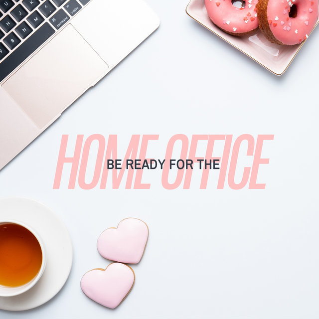 Be Ready for the Home Office - 15 Soft New Age Songs that will Help You Stay Focused and Achieve Better Results