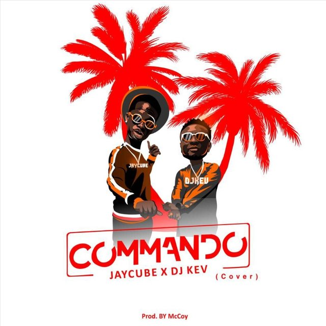 Commandoo (feat. Jaycube)