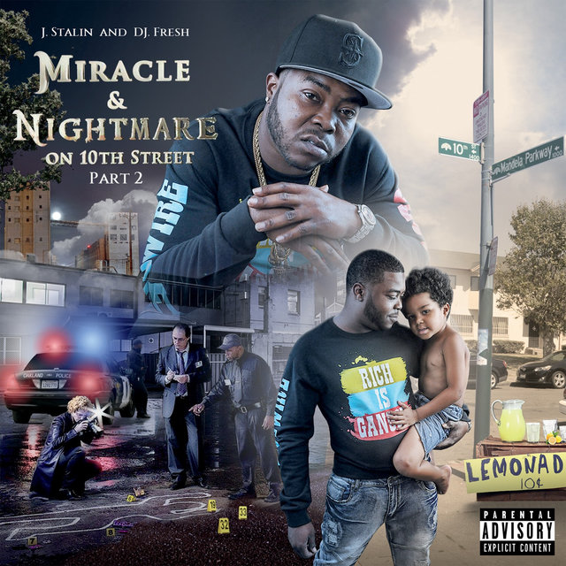 Miracle & Nightmare On 10th Street, Pt. 2