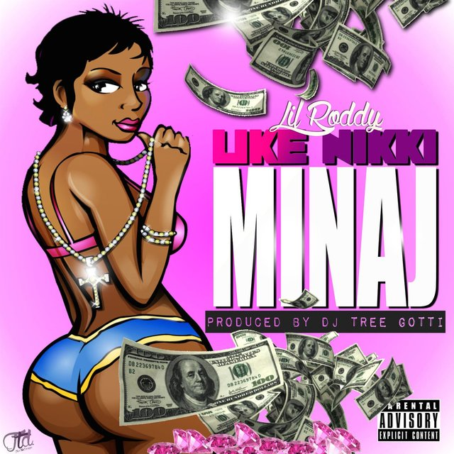 Like Nikki Minaj - Single