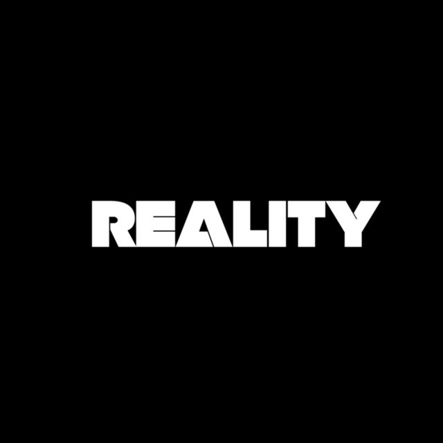 Reality (All in Your Mind) - Single