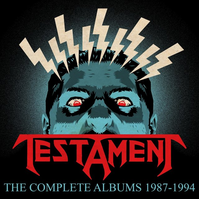 The Complete Albums 1987-1994