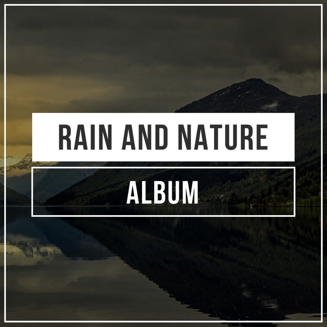 Gentle Native Rain and Nature Album