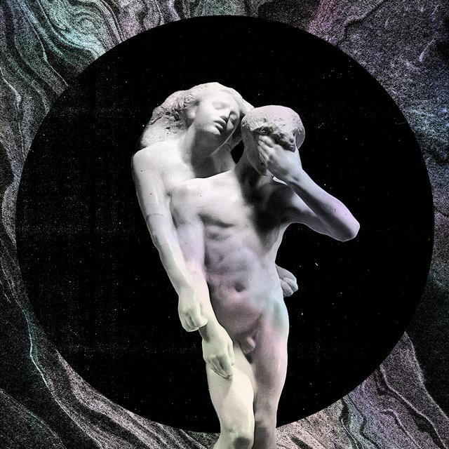 Cover art for album Reflektor by Arcade Fire