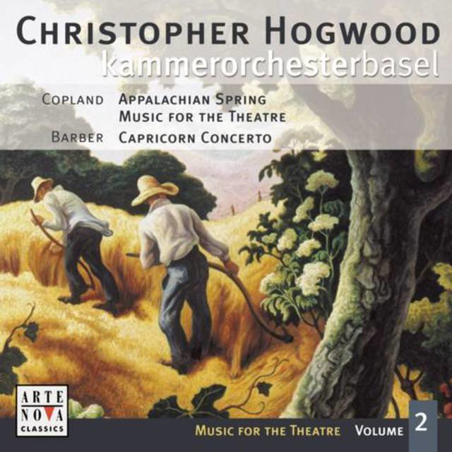 Music For The Theatre Vol. 2 (Copland/Barber)